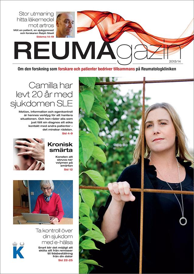 REUMAgazin Palliativ Vård