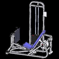 CM-750 Seated Leg Press