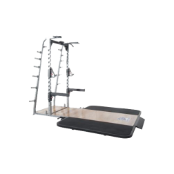 Racks & Platforms — Connected Fitness - Commercial