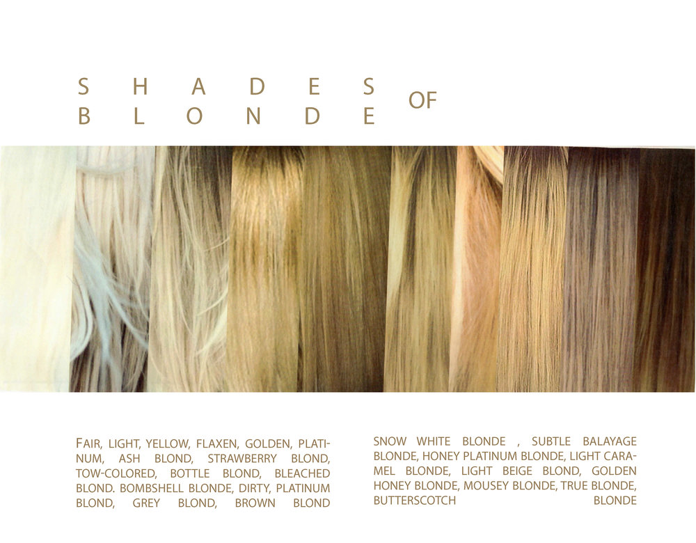 Blonde Ava Mohan