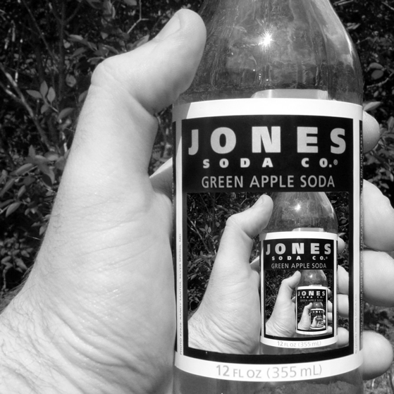 Jones Soda Picture of a Picture