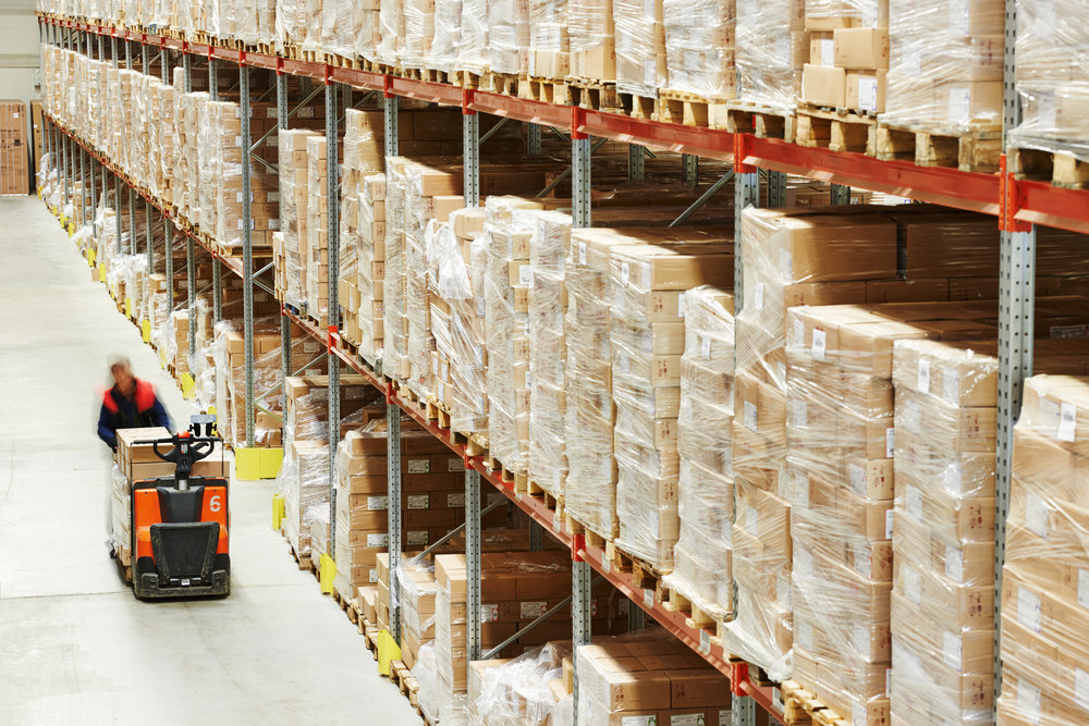 Distribution-Warehouse-packaging