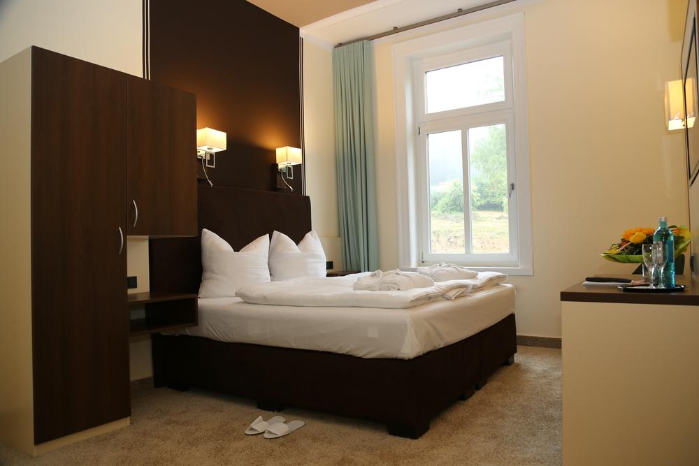 28 Zimmer - PARKHOTEL Bad Rehburg