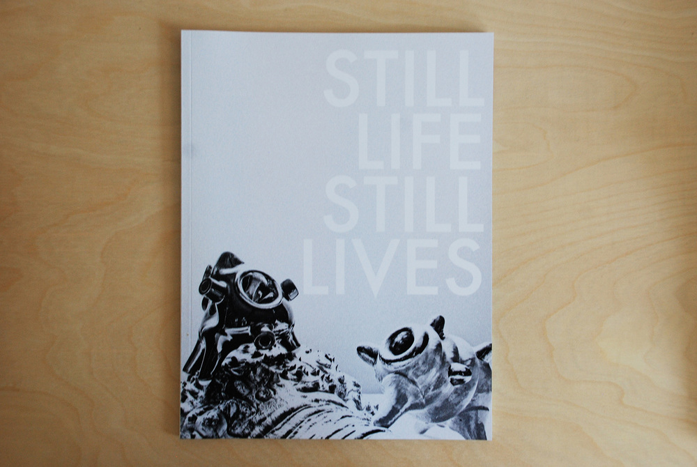 Michael Geertsen: Still Life, Still Lives Catalog design