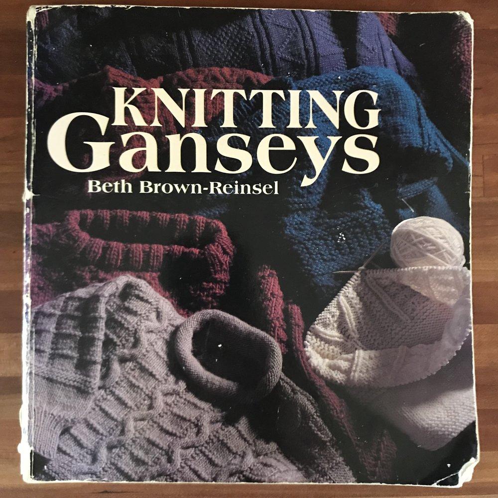 Knitting Ganseys - first edition.jpg