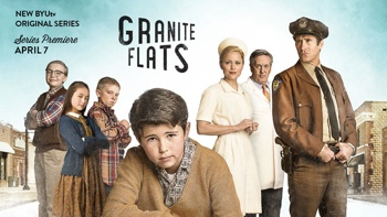 "GRANITE FLATS - The Series Randy as ""Ronnie Bartowski"""
