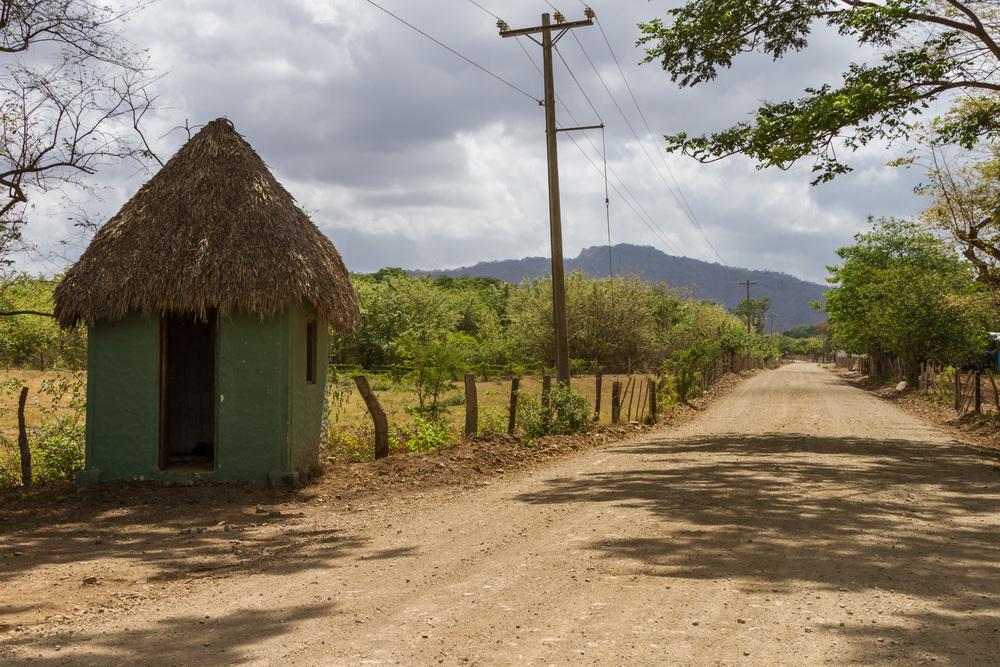 The Dirt Roads of Hacienda Iguana