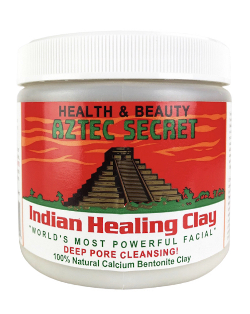Face Mask and More - This is my go to for all skin needs! From instant results face mask to bug bites and more, this clay is a MUST for every household. Super affordable and found in most health stores and Amazon.