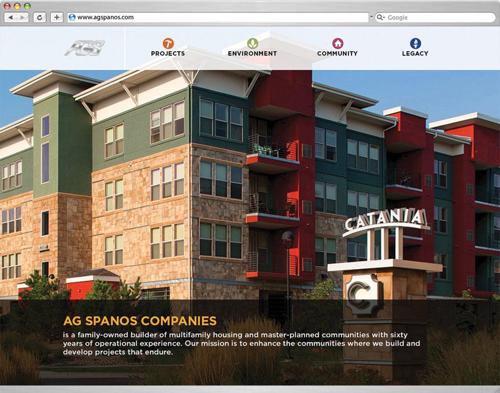 AG Spanos Company  ROLE: Designer