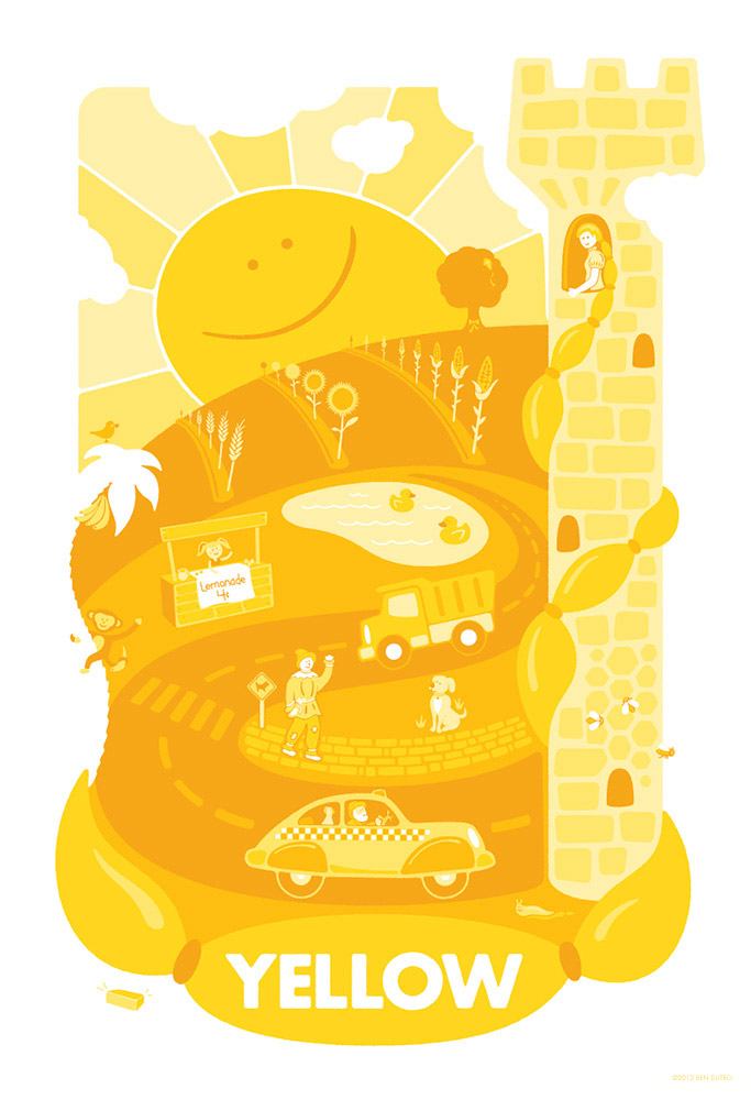 COLOR SERIES: YELLOW
