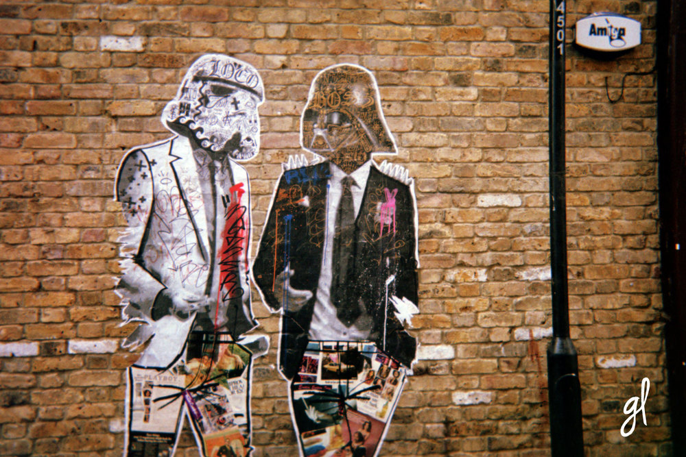 Shoreditch, London
