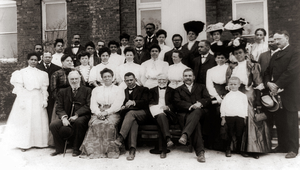 Booker Washington Family at Tuskegee.jpg