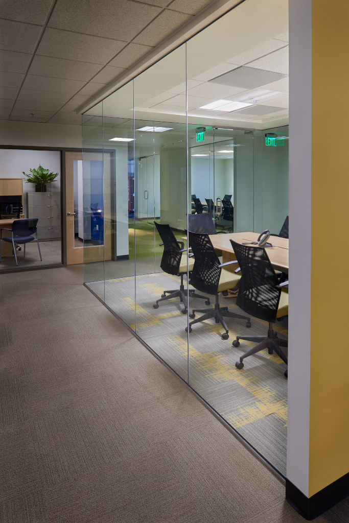 Collaborative Conference Room, Cumulus SF Offices for SHP Leading Design