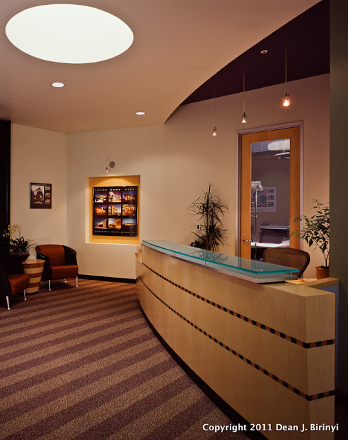 Architects Office Reception Area