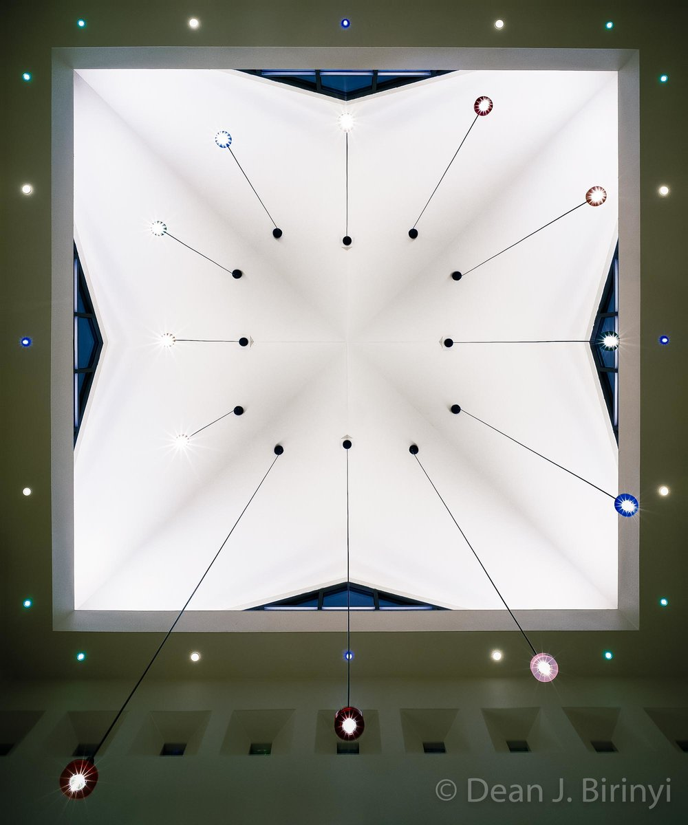 Snowflake Ceiling for Patrik Davis Associates