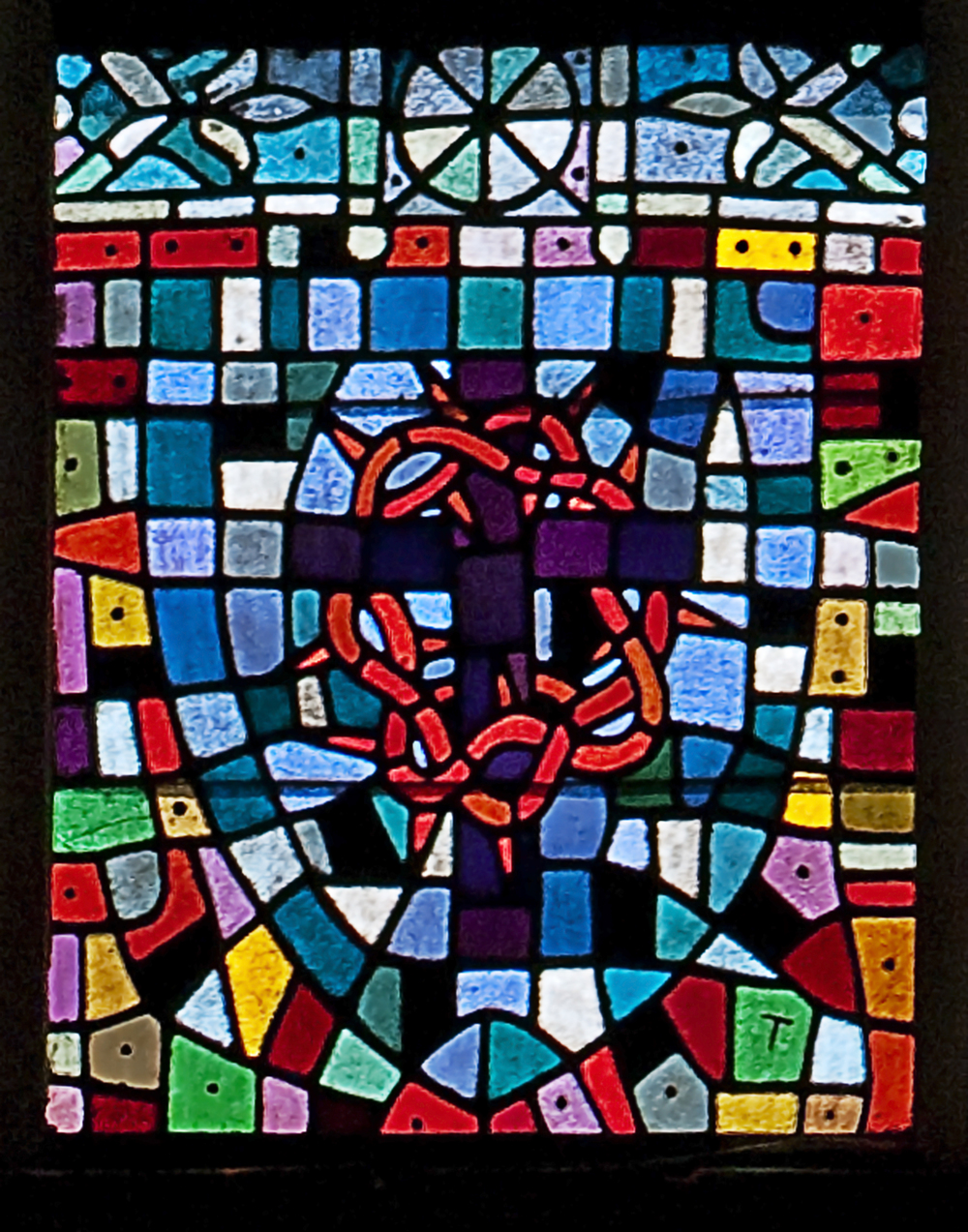Christian window
