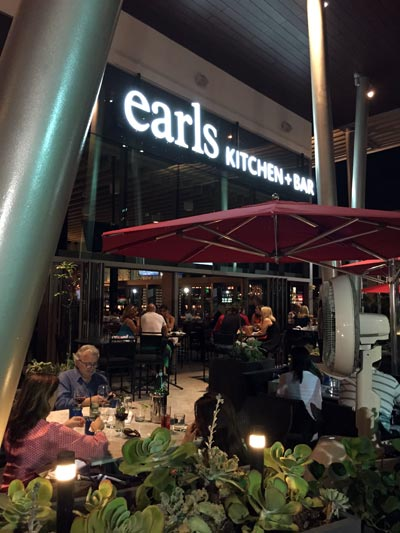 Dining At Dadeland Earls Kitchen Bar Miamihal Real Estate