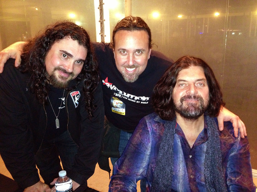 Kerzner and Alan Parsons