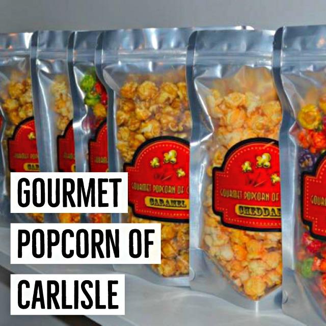 Gourmet Popcorn of Carlisle