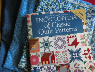 GET A GOOD QUILT BOOK TO LEARN QUILT NAMES AND PATTERNS