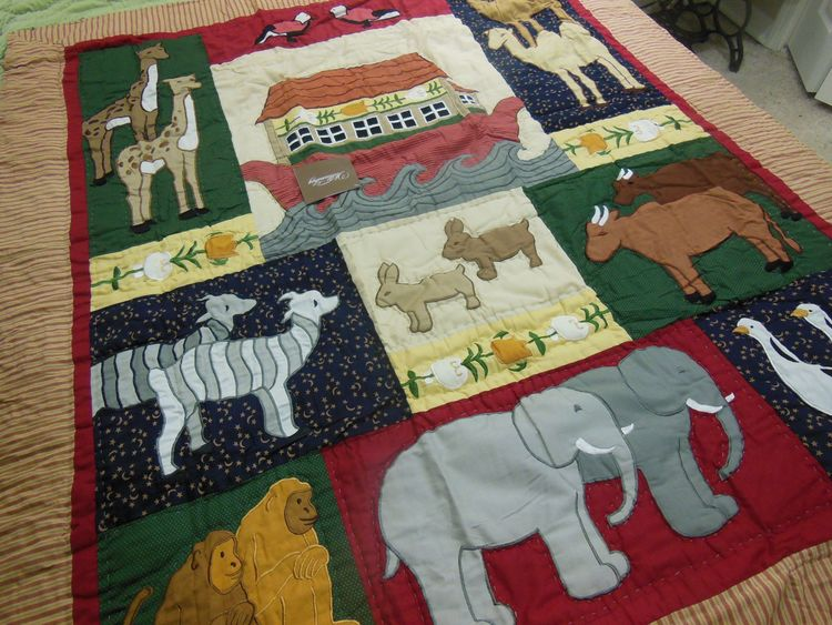 Bluebird Gardens Quilts and Gifts : noahs ark quilt - Adamdwight.com