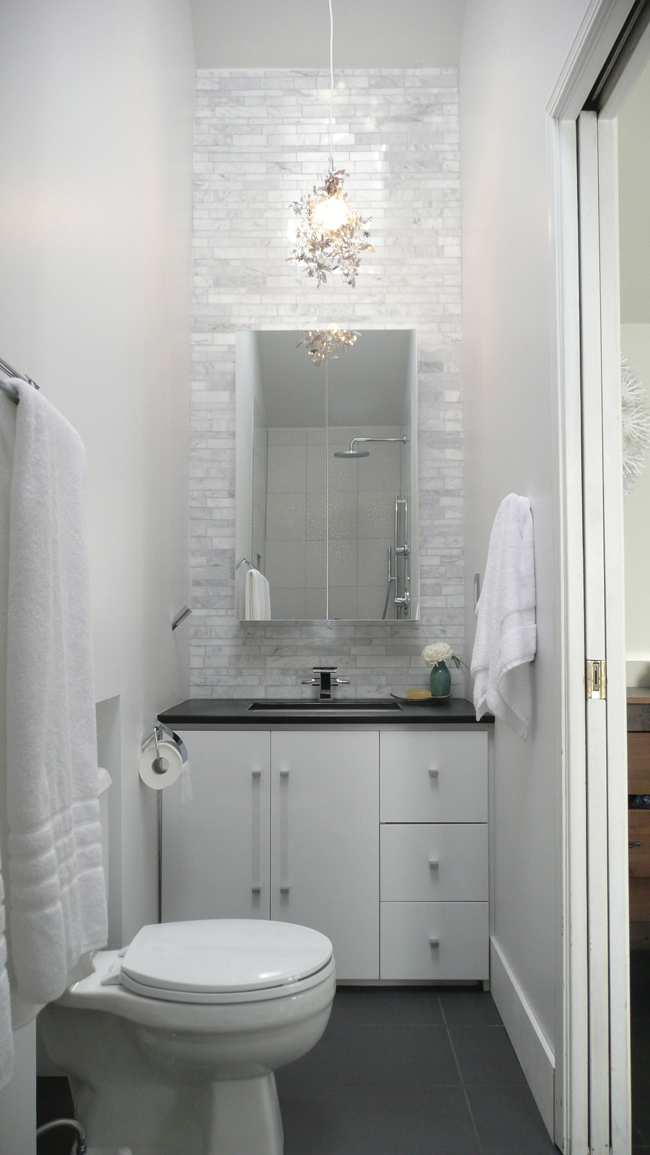 Westmount Bathroom Renovation After