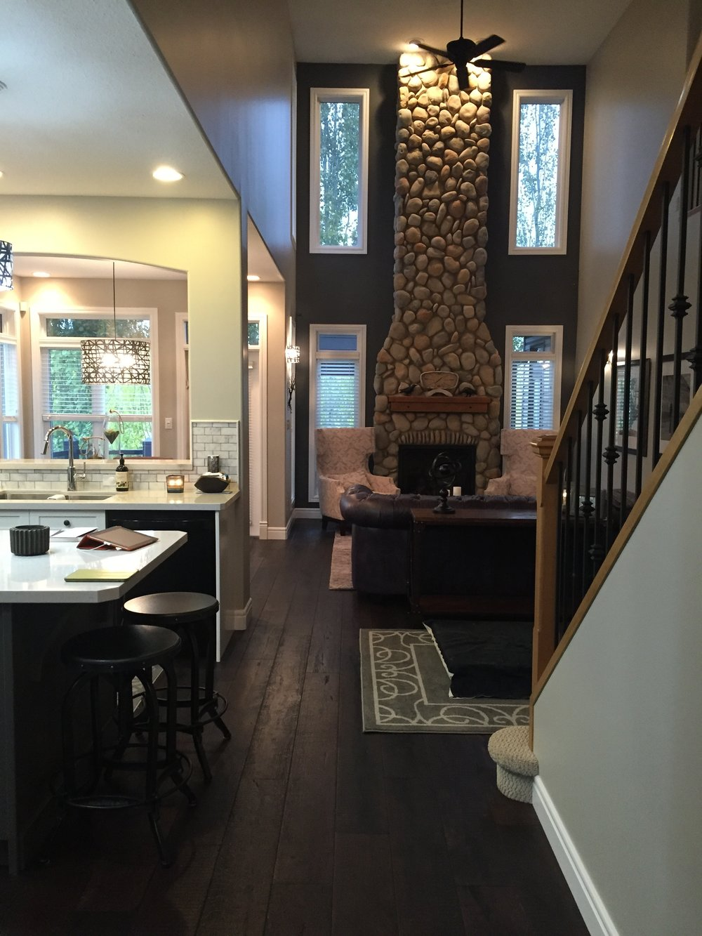 Blackmud Creek Renovation
