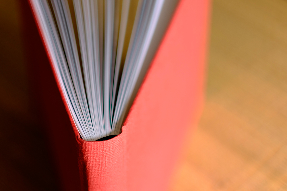 Spine of the Binding