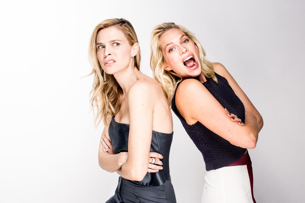 Erin & Sara Foster