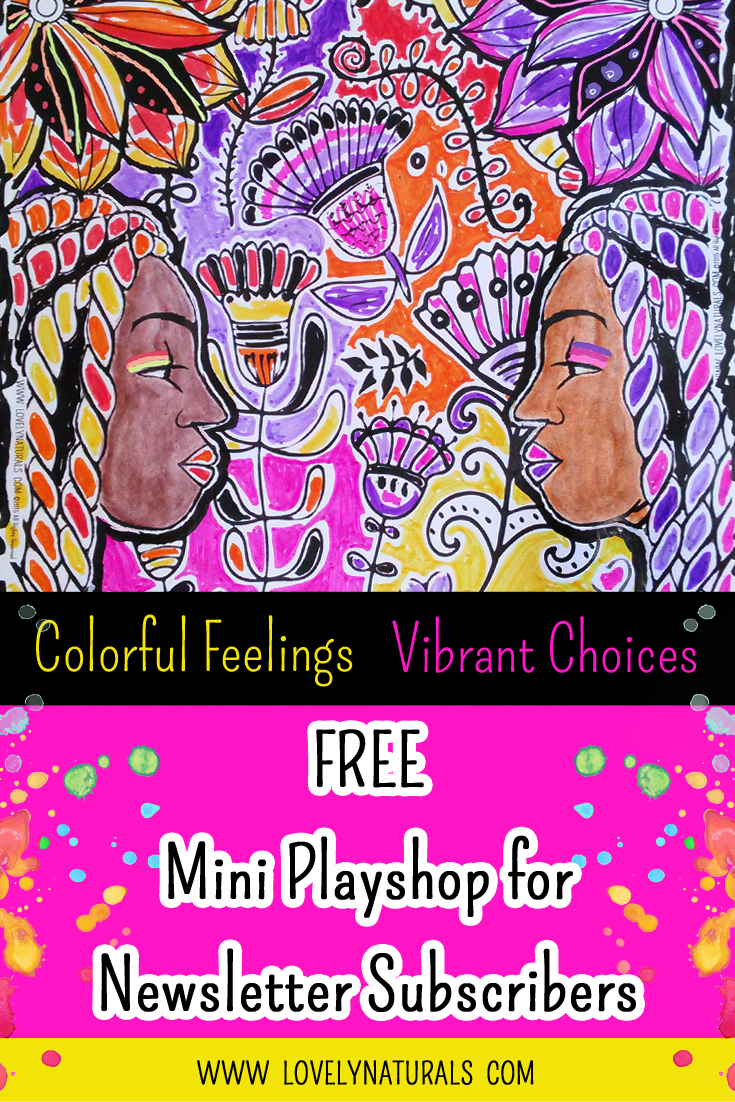 Free Gift Lovely Naturals