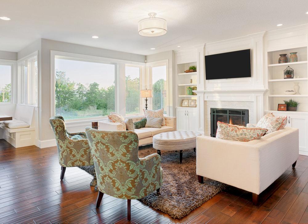 Family Room Re-Design