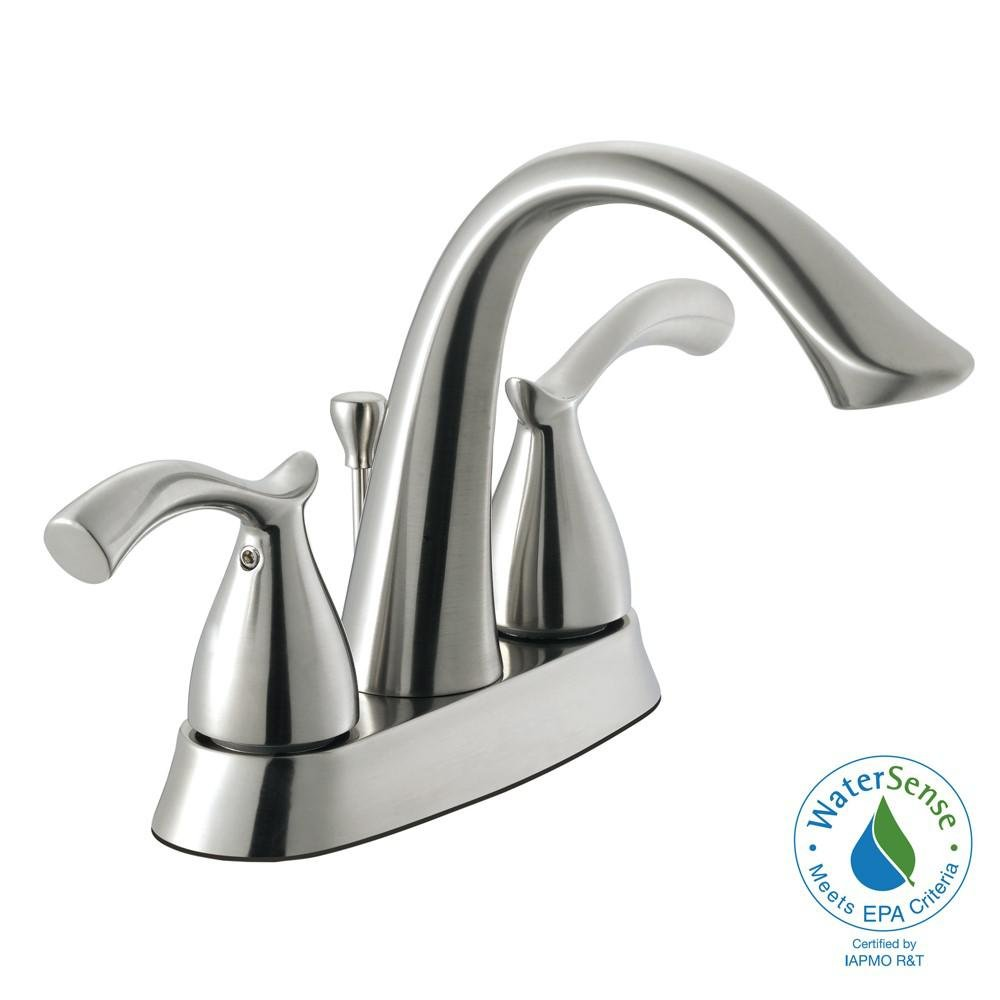 Glacier Bay Edgewood Bathroom Faucet