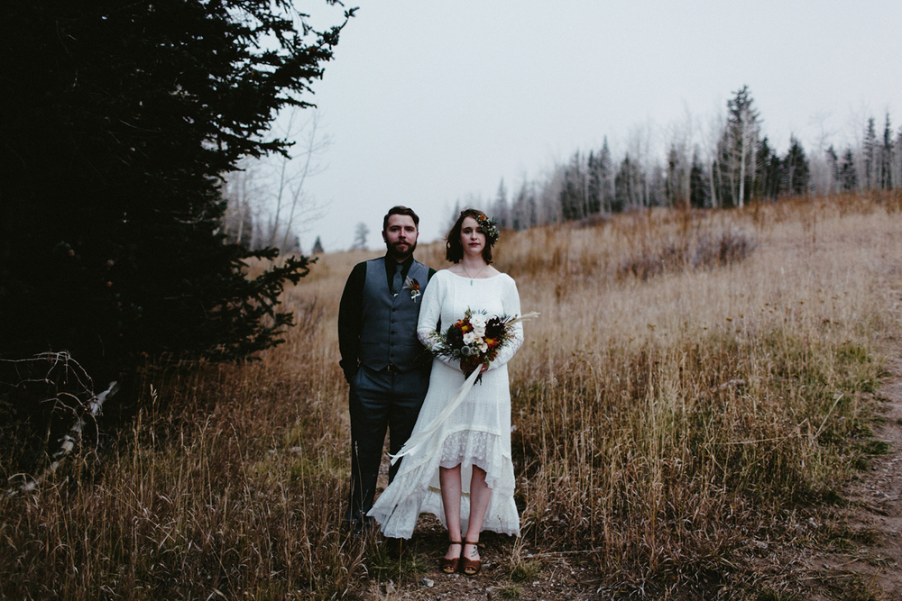 East Mountains Elopement