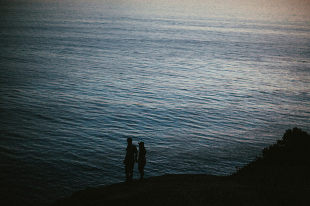 Couple Portrait session Palos Verdes California