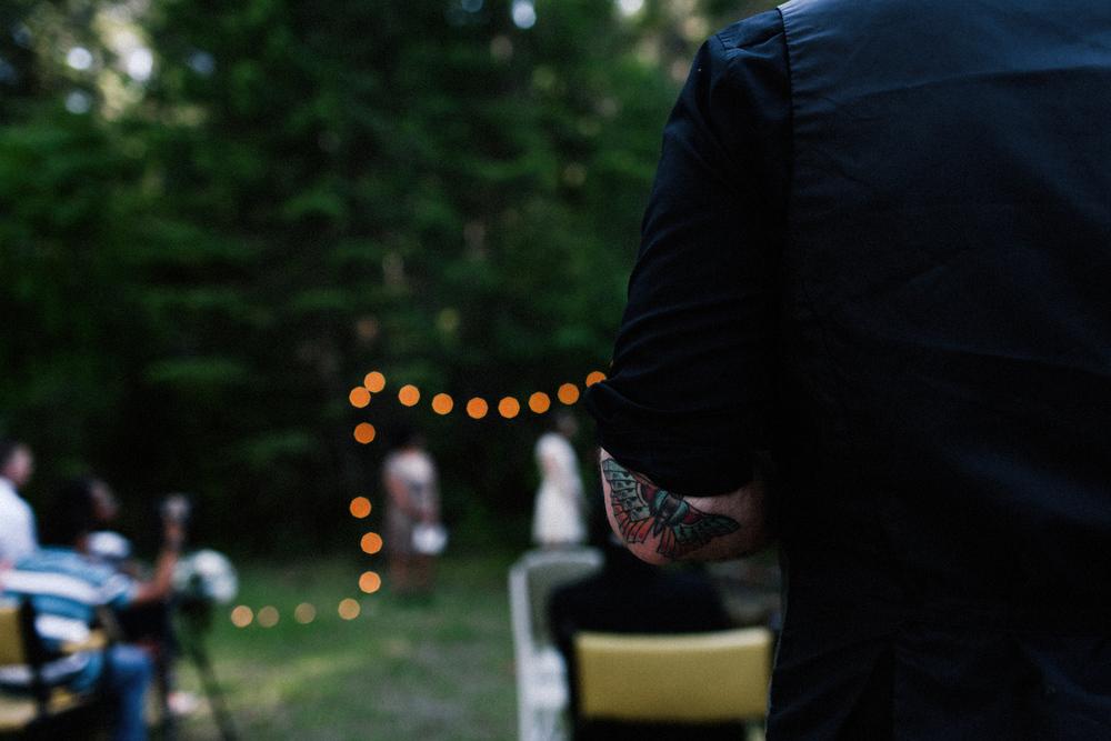 Hipster Montana Wedding