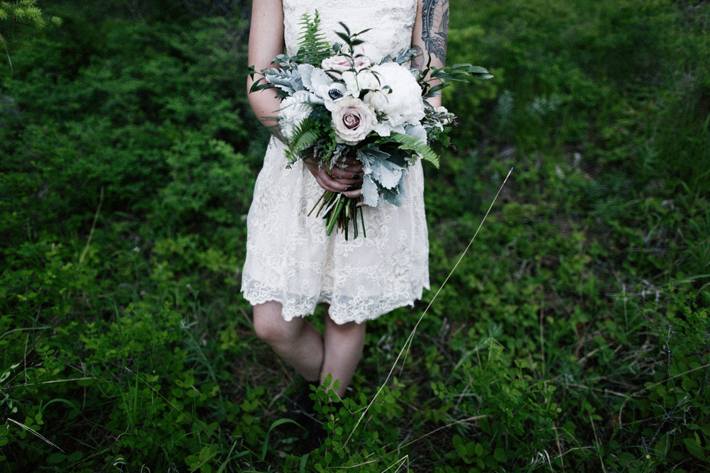 Elopement small wedding