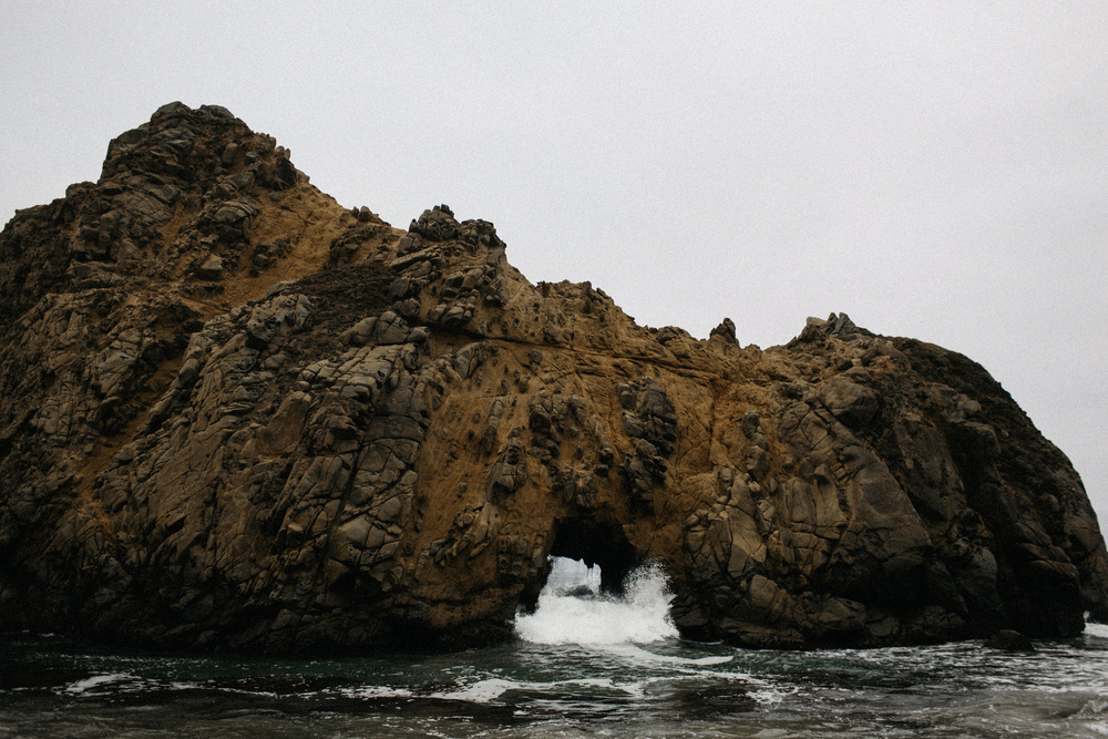big sur adventure