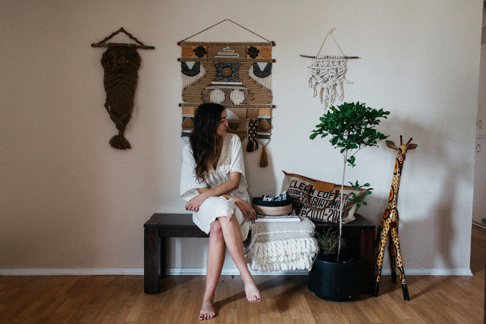 Boho Lifestyle session
