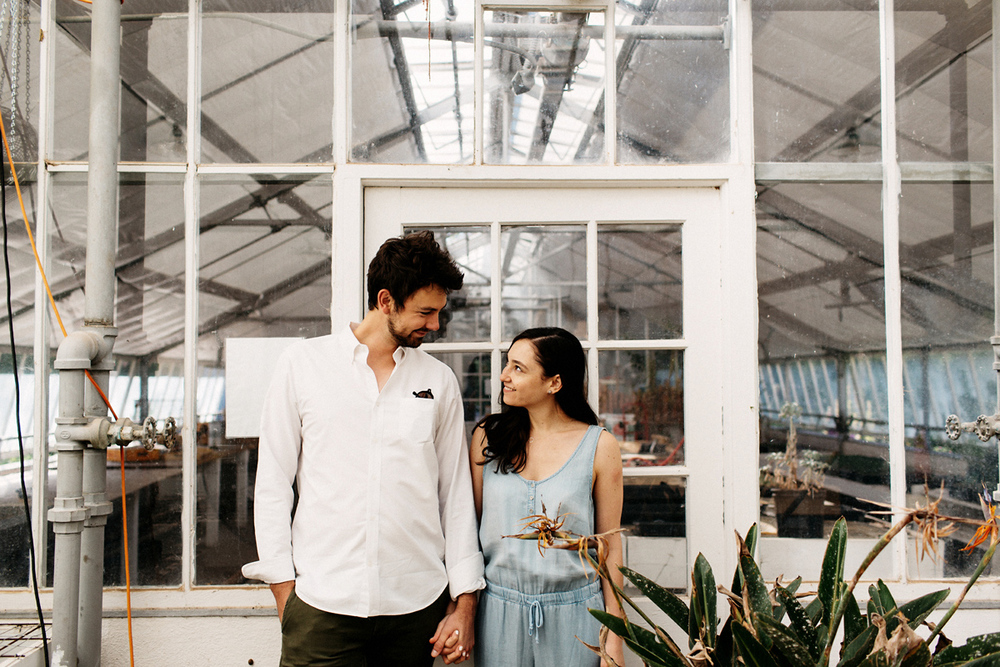 green house engagement, destination