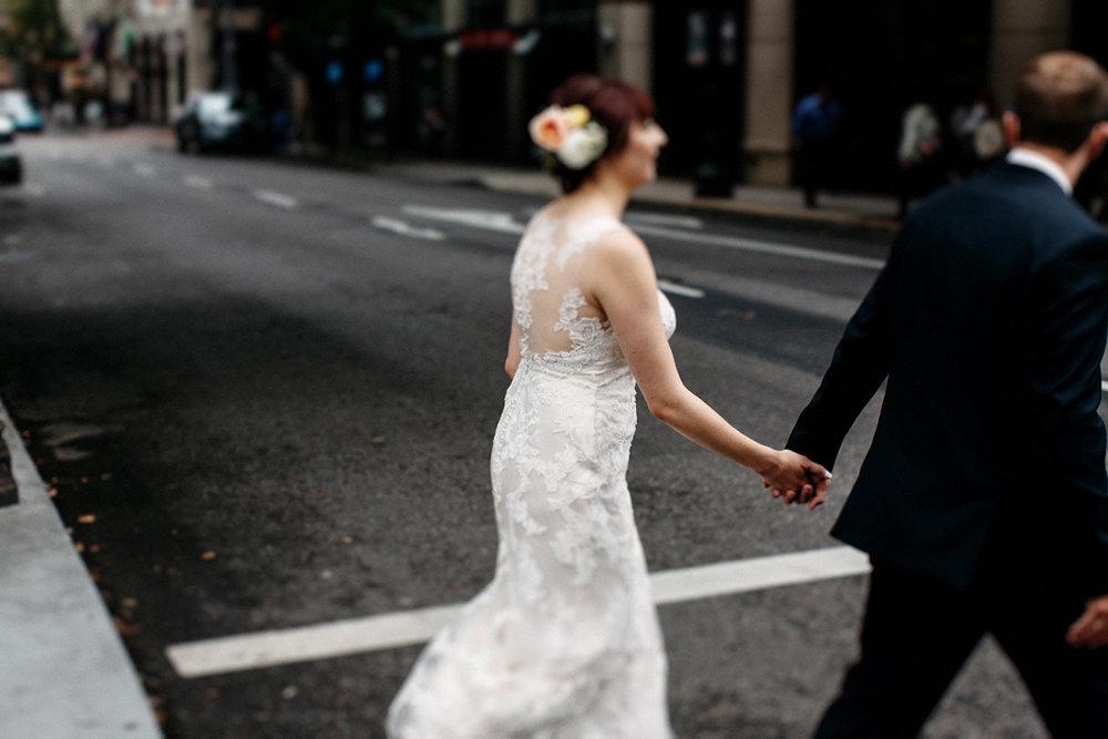portland elopement