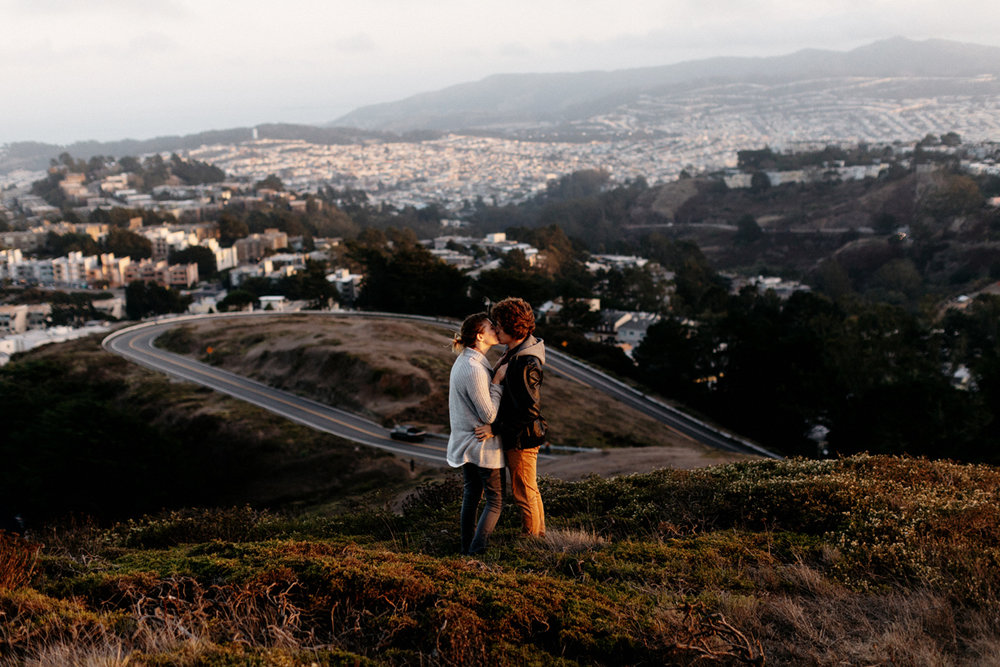 san francisco mountain engagement
