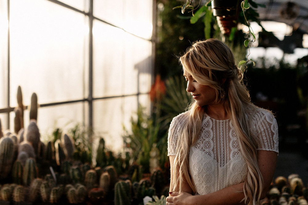 love in a greenhouse