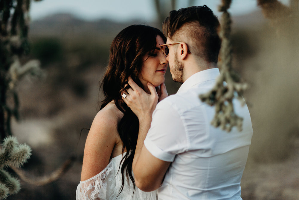 arizona elopement, superstition mountains, elope, destination we