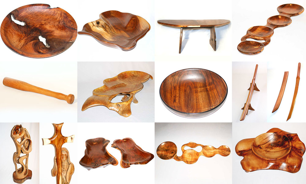 Wood Art Gallery