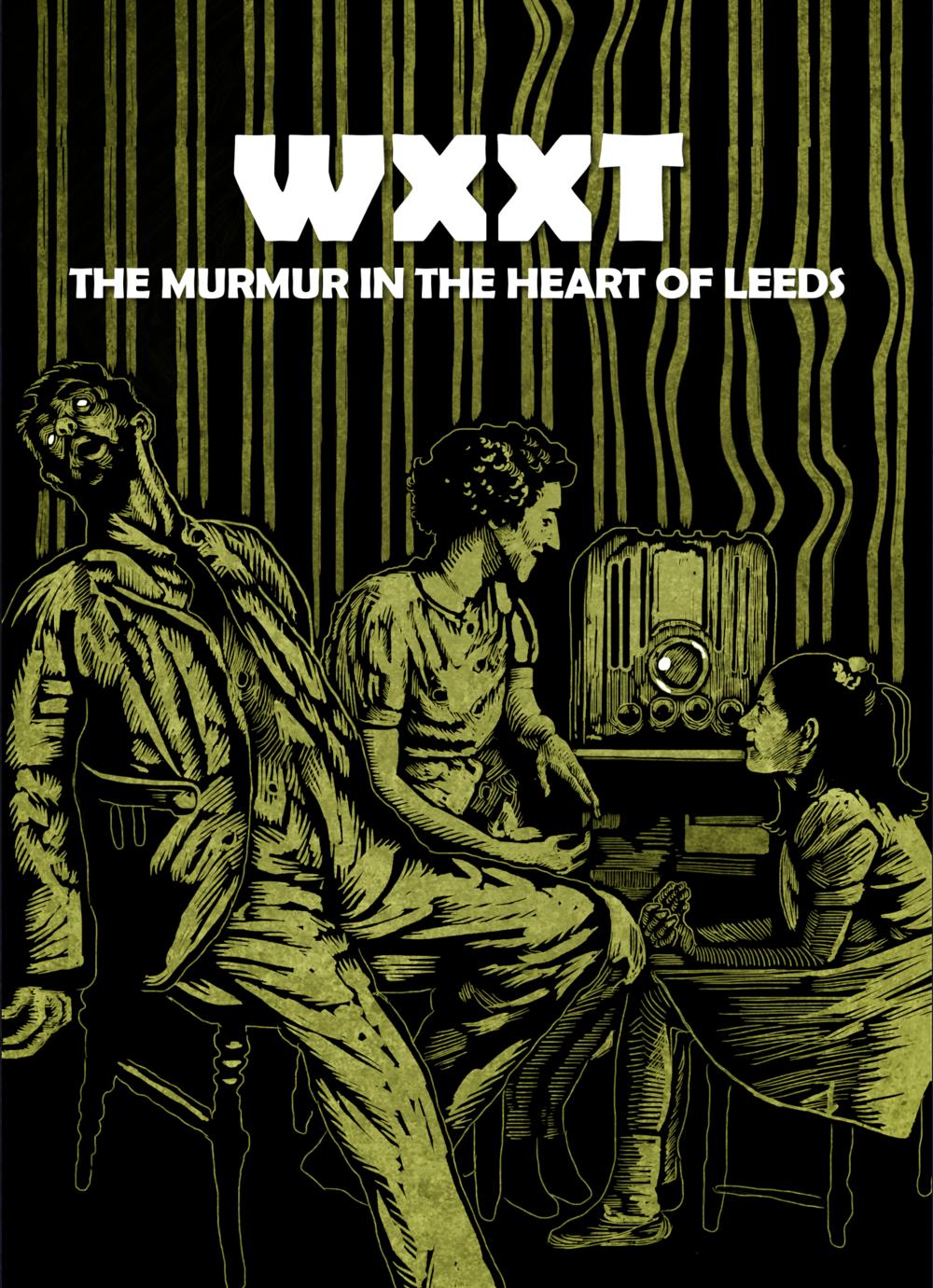WXXT promo postcard (2016)
