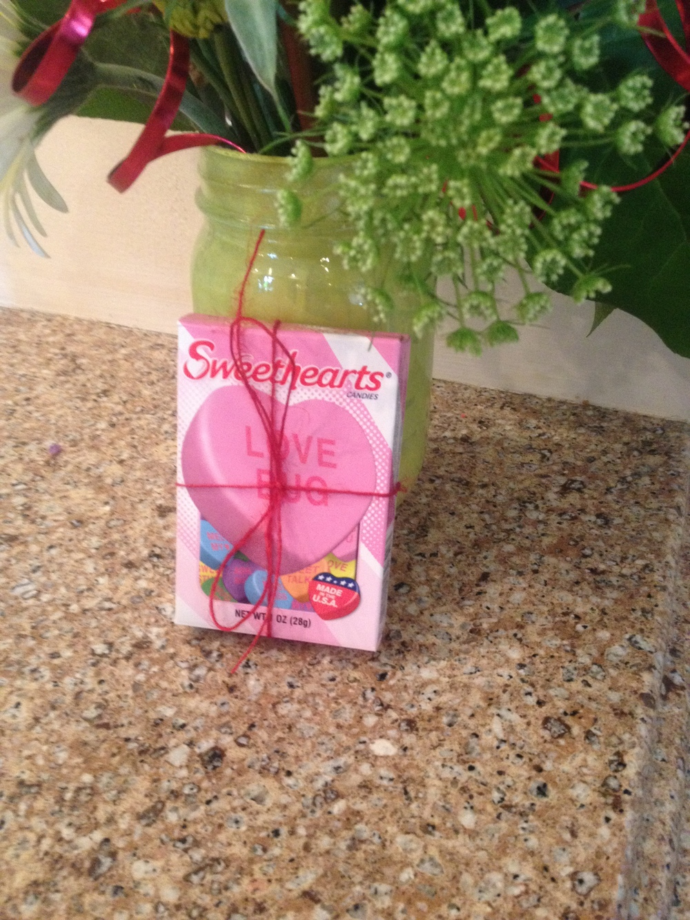 Sweethearts Candy