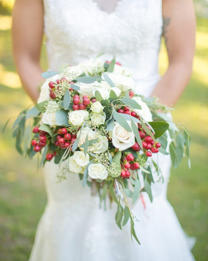 Evelisa Floral & Design: Rustic Bouquet