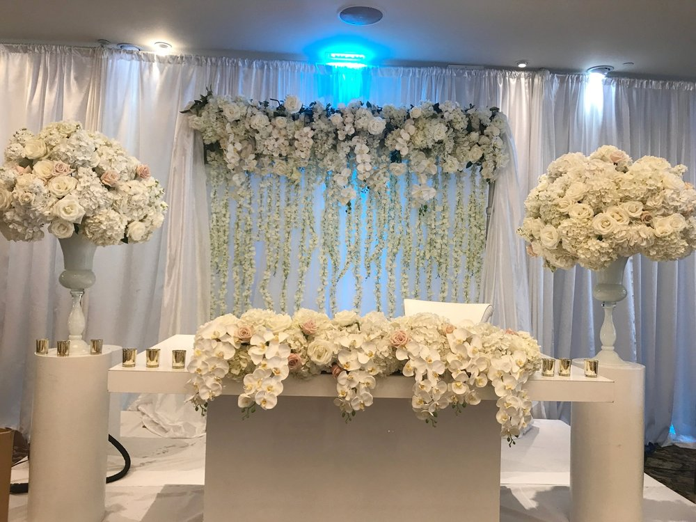 Evelisa Floral & Design: Sweetheart design