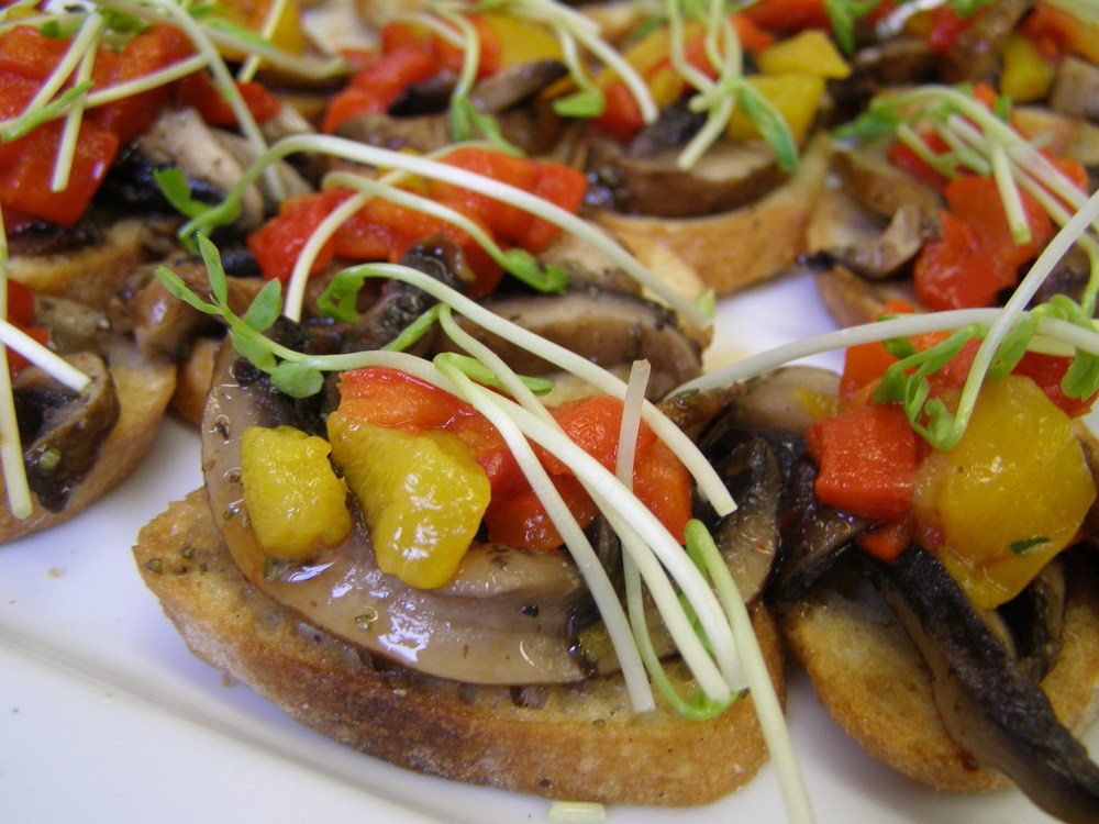 vegetarian and vegan catering montreal