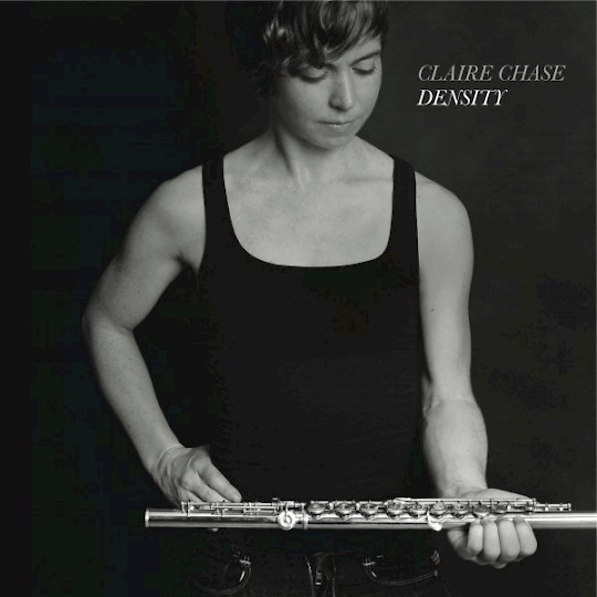 """""""With her newest album, """"Density,"""" [Claire] presents the most varied """"American"""" program yet from any soloist in the International Contemporary Ensemble orbit."""" — Seth Colter Walls, WQXR ( Read More )"""